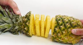 How to Spiral Cut a Pineapple