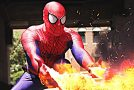 Spider-Man Battles Enemies With His New Web Mods in a 'Cheesy'