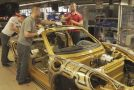 The Production Process Of The 911 Turbo S Exclusive Series