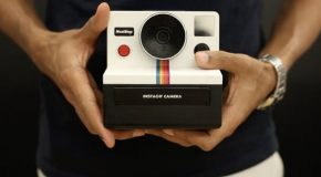 Instagif – A DIY Camera That Prints GIFs Instantly