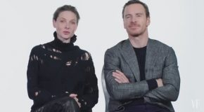 Michael Fassbender and Rebecca Ferguson Review Clips