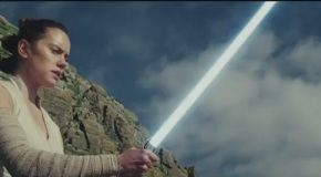 Star Wars 8 : The Last Jedi Trailer 2 – 2017