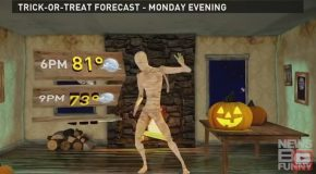 The Best Halloween Dancing Mummy News Bloopers