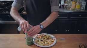 How to Make the Garbage Plate