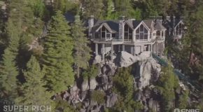 This Is The Most Expensive Mansion On Lake Tahoe