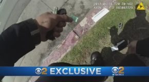LAPD Body Cam Appears To Show Cop Planting Drugs On Suspect