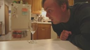 How To Break A Wine Glass With Just Your Voice