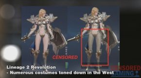 How Video Games Were Censored In 2017