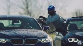 BMW Set Two Record Titles in Incredible Drifting Event – Guinness World Records