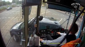 It's Not Easy to be a Tram Driver