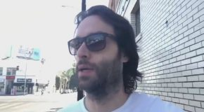 Comedian Chris D'Elia Pranks His Opening Act