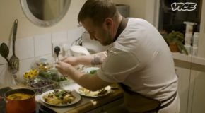 This Guy Created The Most Popular Fake Restaurant In London