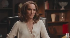 Natalie Portman Is Back On SNL With Her Second Rap Video