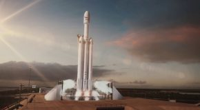 SpaceX Comes up with Genius Concept to Launch a Car into Space