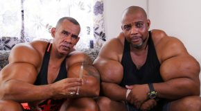 'Hulk' Brothers Risk Death By Injecting Muscle-Building Chemicals