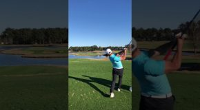 Brandon Canesi, Born Without Hands, Gets Hole In One