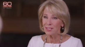Secretary Of Education Betsy Devos Is Dumb As A Rock
