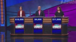 Watch Jeopardy Experience Its First Ever Tie-Breaker