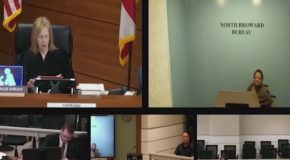 Video Of A Florida Judge Mistreating A Woman In Wheelchair Goes Viral