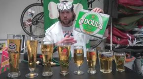 You Can Chug Through Your Eyeballs With Beer Goggles?
