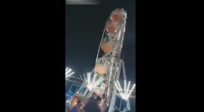 Amusement Park Ride Fail