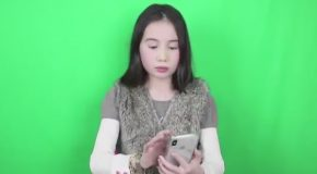 Behind The Scene Video Of Lil Tay's Brother Giving Her Instructions