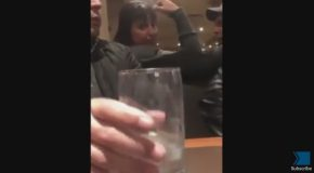 Canadian Lady's Racist Rant at Denny's