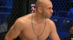 MMA Fighter Has A Secret Strategy For Winning Fights