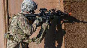 Army Researchers Envision Third Arm For Soldiers
