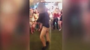 FBI Agent Dancing At A Club Accidentally Shoots Someone