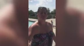 Woman Accused of Assaulting Teen at Pool