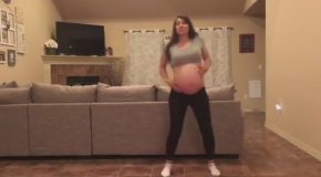 "The ""Baby Mama"" Dance Is A Thing"