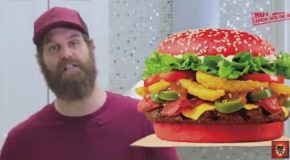 50lb Whopper – Epic Meal Time