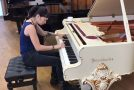 Playing SOAD Chop Suey on Baroque Grand by Bosendorfer