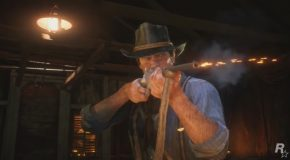 Red Dead Redemption 2 : Official Gameplay Video