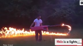 This Invention Will Make Your Labor Day Party 'lit'