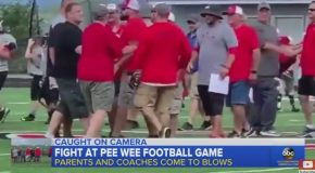 Coaches, Parents Throw Punches at Youth Football Game