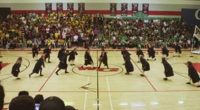 "The ""Harry Potter"" Homecoming Assembly"