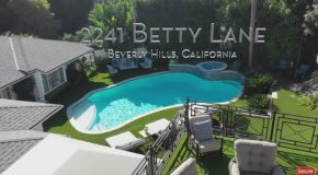 Beverly Hills Home at 2241 Betty Lane For Sale – $ 4 Million Dollar