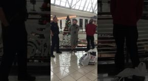 Store Employee Falsely Accuses Men of Stealing