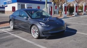 Tesla Performance Model 3 Spins out at 130MPH!