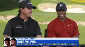 Tiger Woods VS Phil Mickelson. Where Do You Put Your $$$