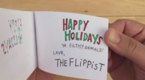 Artist Creates an Awesome Home Alone Booby Trap Flipbook
