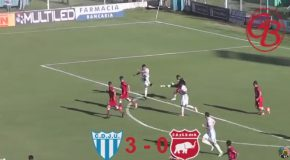 Dog Saves Goal in The Argentine Third Division