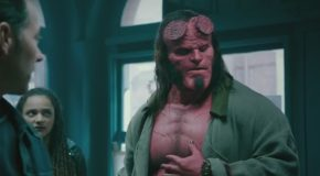 "Hellboy 2019 Movie Official Trailer ""Smash Things"""