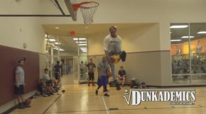 The Double Eastbay! Best Dunk of All Time!!?? By Jonathan Clark!