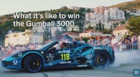What It Takes To Win The Gumball 3000