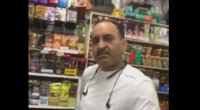 Store Owner Accused of Pedophilia gets Confronted