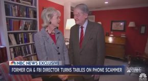 Telephone Scammer On Way To Prison After Calling Former CIA Director