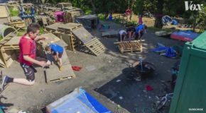 Why Safe Playgrounds Aren't Great For Kids